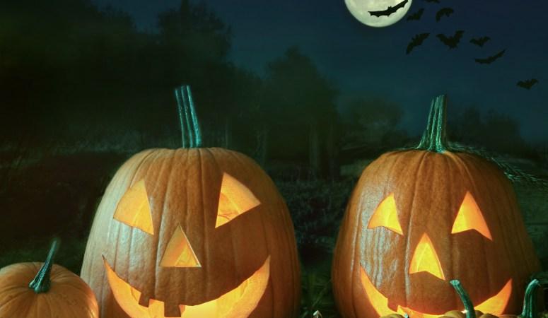 Halloween News!