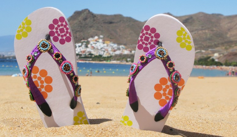 Eleven Things Your Feet Want You to Ask Yourself Before Your Next Vacation