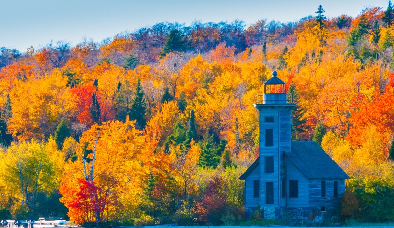 Twelve Best Places To See Fall Colors