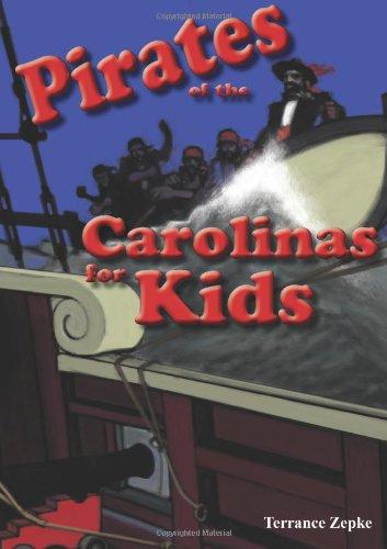 Pirates of the Carolinas for Kids