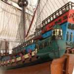 captain kidd's ship