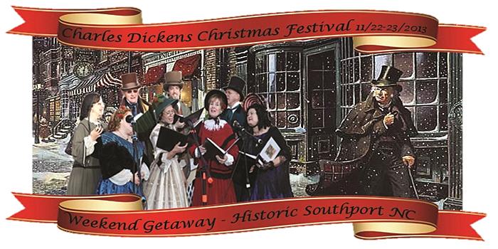 dickens festival banner - Dickens Christmas Festival