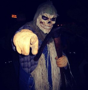 Three Halloween Haunted Attractions