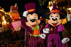 Why Disney Is The Most Magical Place on Earth at Halloween
