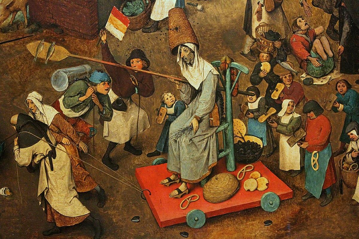 carnival in the Middle Ages (3)