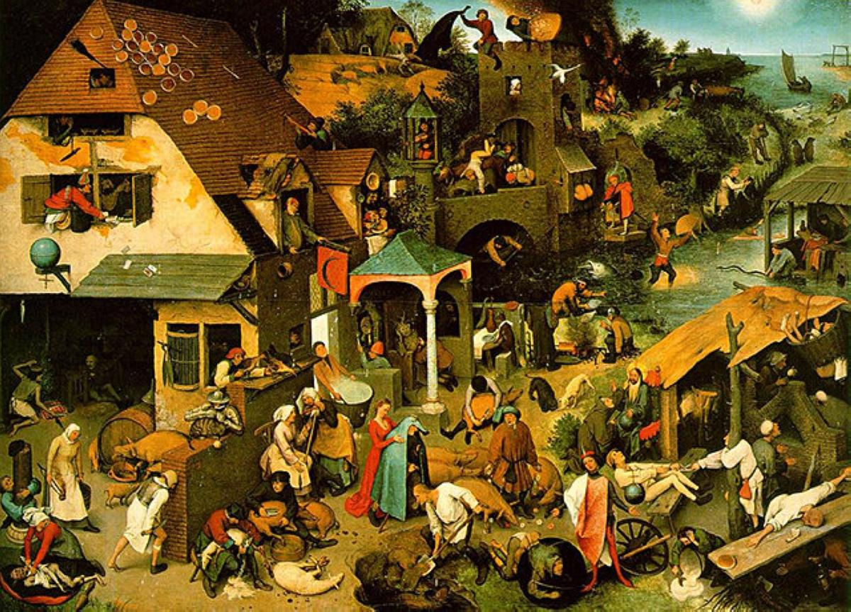 carnival in the Middle Ages (4)