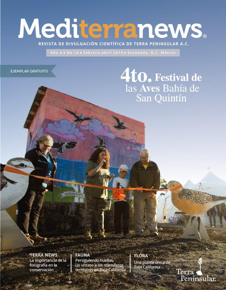 Revista Mediterranews Volumen 4 Número 14