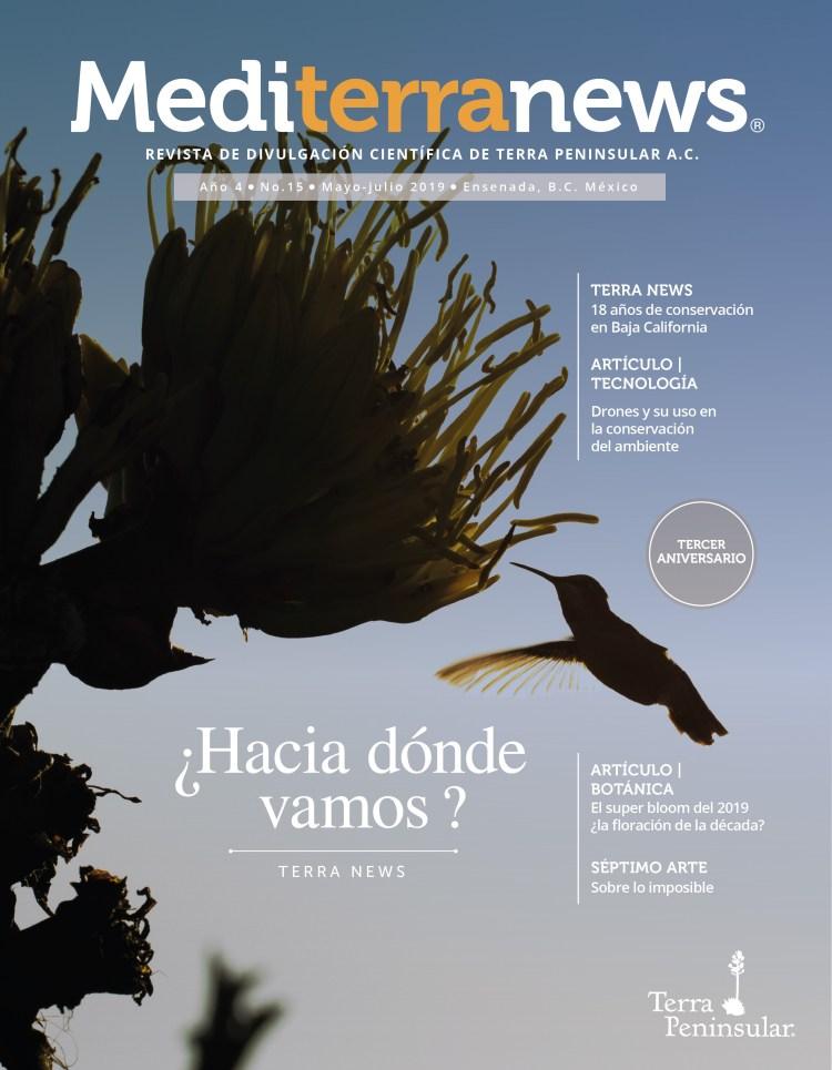 Revista Mediterranews Volumen 4 Número 15