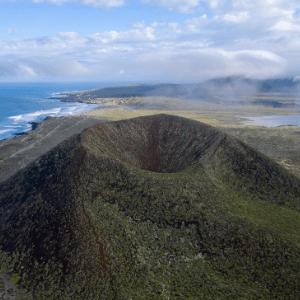 Visitar Punta Mazo volcanes