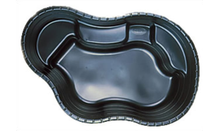 Pre-formed pond liner_terraqua