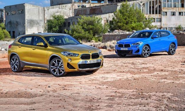 BMW X2: il nuovo piccolo SUV della casa tedesca