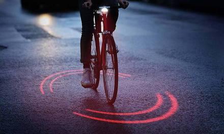 Bikesphere, lo scudo di luce per i ciclisti by Michelin