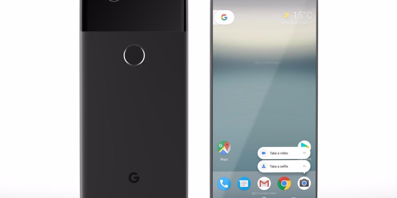 Pixel 2 contro iPhone X