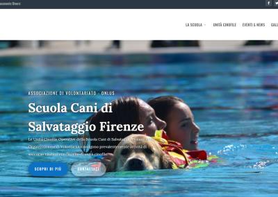 Scuola Cani Salvataggio Firenze