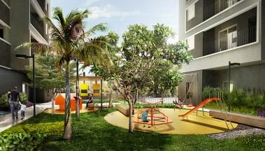 Playground e Churrasqueiras