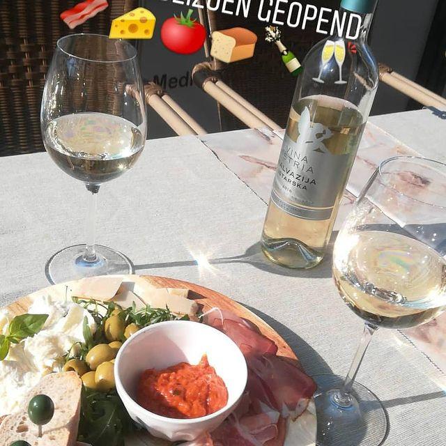 wijn en tapas