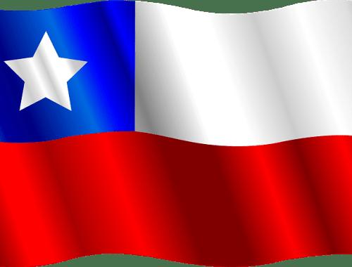 Bandiera del Cile