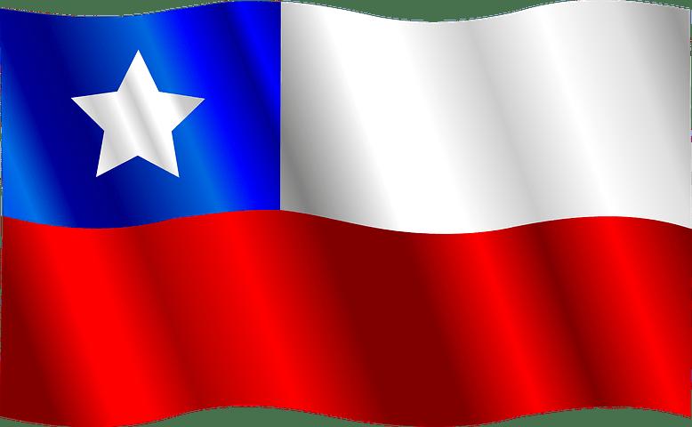 Bandiera Cile