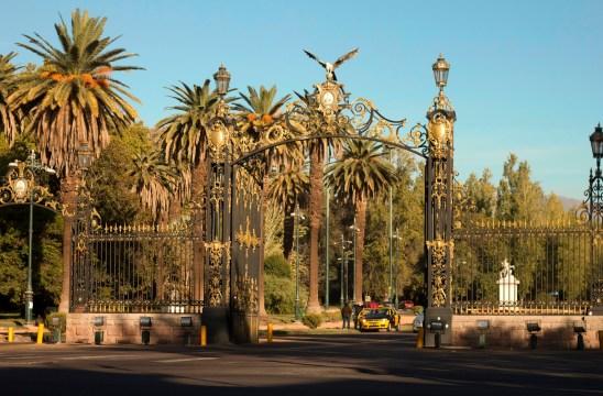 Parco General San Martin