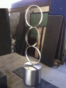 terra sculpture modern abstract
