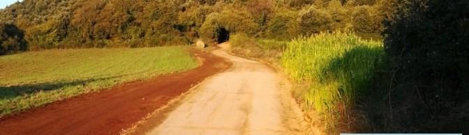 Estabilització TERRA SOLIDA dels camins de terra d'accés als volcans Croscat i Santa Margarida al Parc Natural de la Zona Volcànica de la Garrotxa