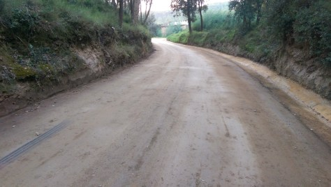 TERRA SOLIDA camí rural a Palamós