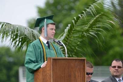 Brent Lander - Senior Reflection Photo credit - Jilly Burns