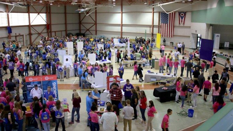 THINK Manufacturing showcase 2016