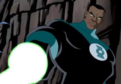 Lanterna Verde   John Stewart, você salvou a minha infância!