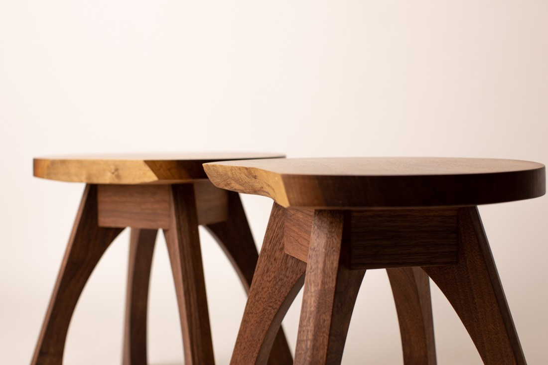 Professional photography of furniture by Terrawood design. WDT in the raw