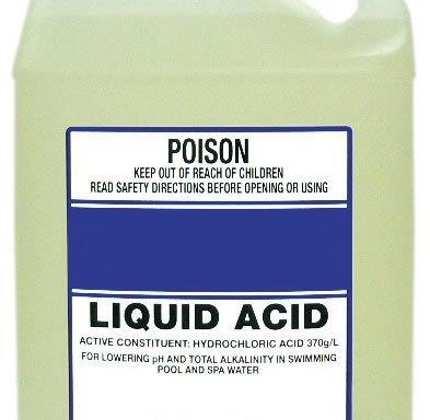 HCL Acid 5Litres