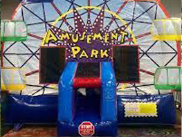 The Bouncin Barn Indoor Inflatable Center