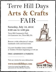 Arts and Crafts Fair 2016 (Small)