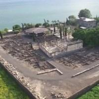 Les sites où ont vécu Pierre et les apôtres