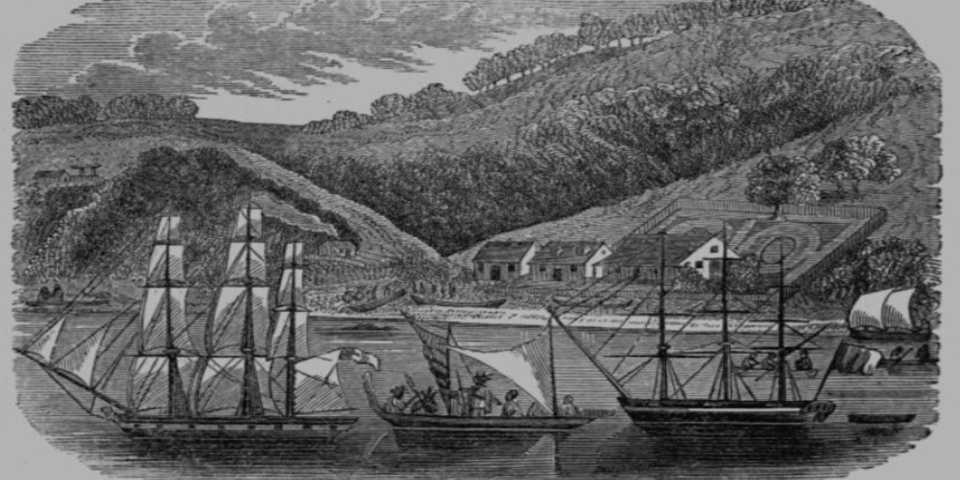 Histoire des juifs en Nouvelle Zélande 5 – Joël Samuel Polack