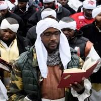 Hébreux noirs et Hébreux israélites aux USA