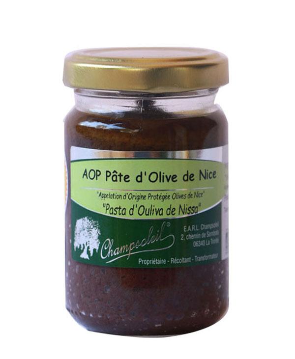 pâte d'olive
