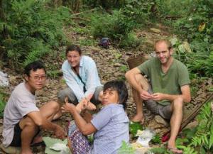 L'écho de MaeWoei Clo – Une journée de pêche