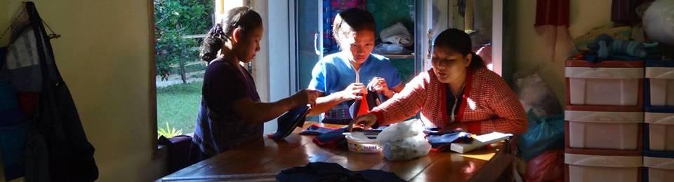 Retour d'un volontaire à Mae Woei Clo deux ans après …