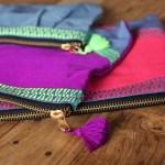 Pochettes colorées - Terres Karens
