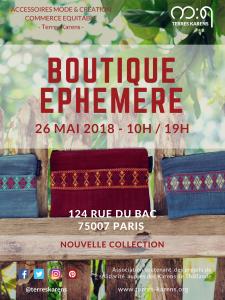 Vente - Mai 2018 - Flyer