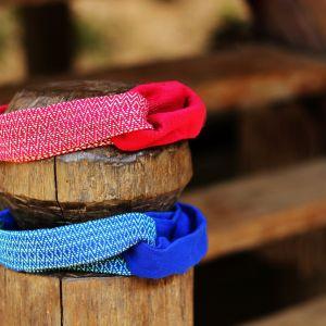 Headband Kopeuki à motifs Terres Karens