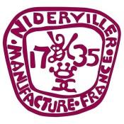 Logo de la manufacture de Niderviller