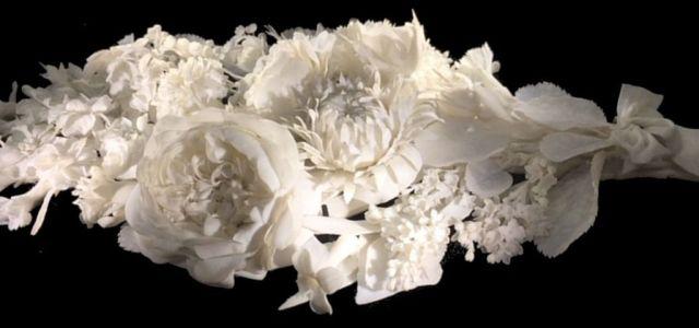 Bouquet de porcelaine de Delphine de Custine