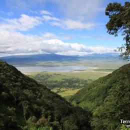 Ngorongoro, l'edèn a la terra