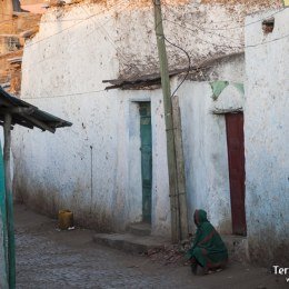 Perdre's pels laberíntics carrers de Harar
