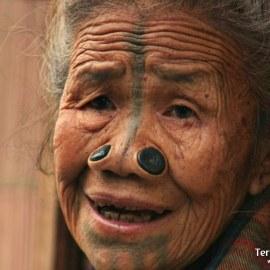 Experiencia tribal. Viaje India