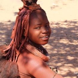 Conocer a los Himba y Hereo
