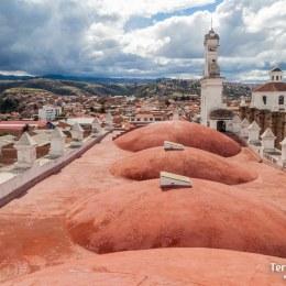 Sucre, ciudad colonia y capital histórica del país