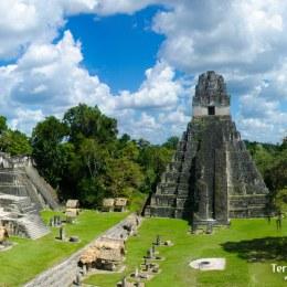 Parc arqueològic de Tikal